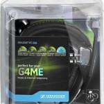 Sennheiser PC330 G4ME Headset Packaging