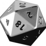The 20-sided die: a d20